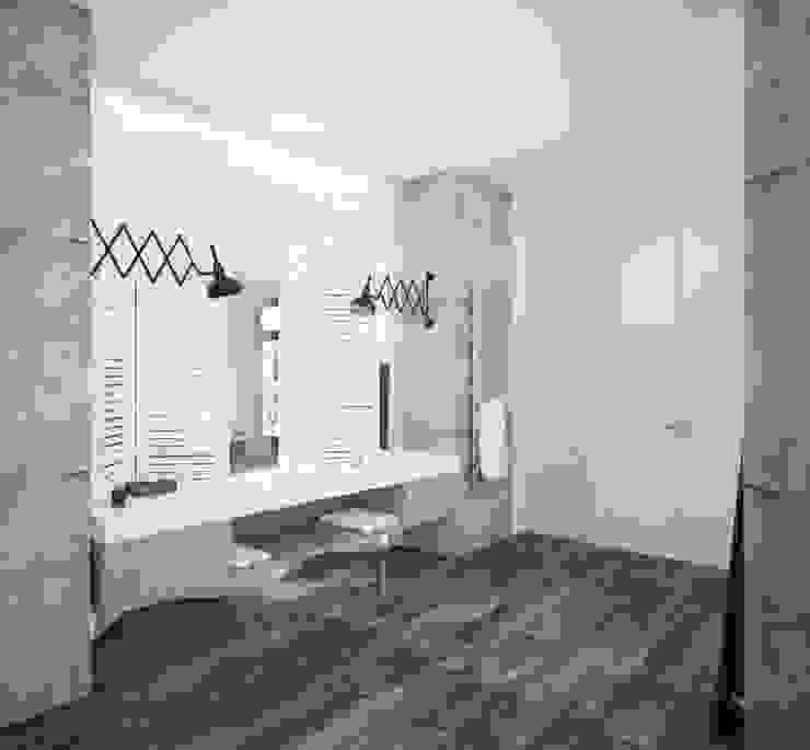 Loft Ванная в стиле лофт от APRIL DESIGN Лофт