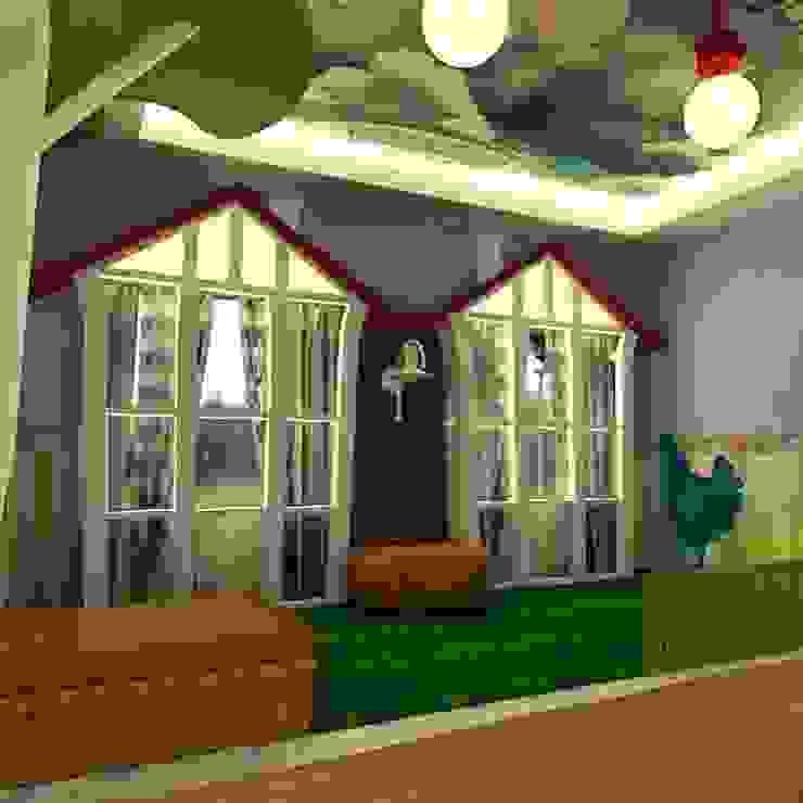 ANAOKULU PROJESİ Modern Okullar Marttasarım iç mimarlık proje uygulama Modern