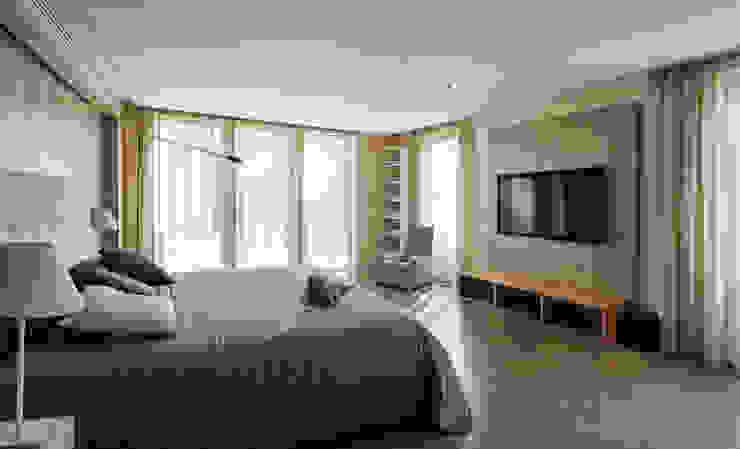 Autonomous house:  в современный. Автор – APRIL DESIGN, Модерн