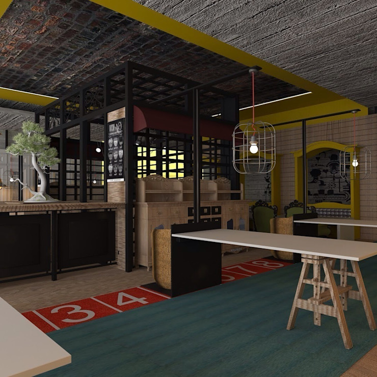 by Marttasarım iç mimarlık proje uygulama Modern