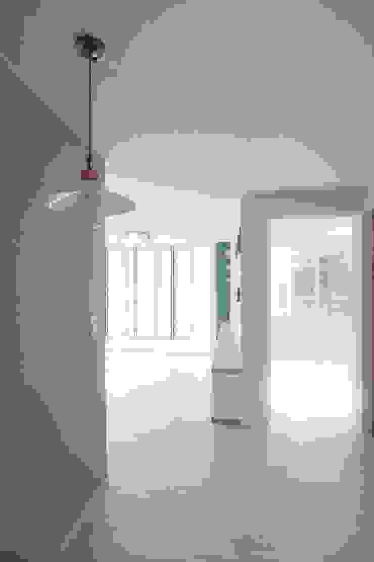 simple & funny Apartment Interior by Light&Salt Design