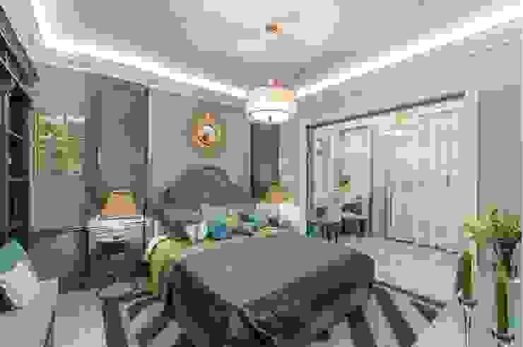 Tony House Interior Design & Decoration Camera da letto in stile classico