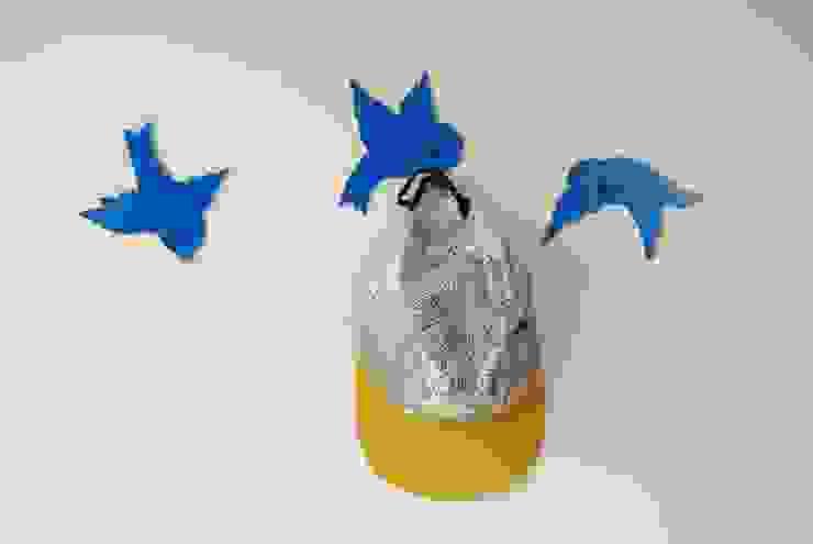 wieszak Ptaki 2 Longart Pokój dziecięcyAkcesoria i dekoracje