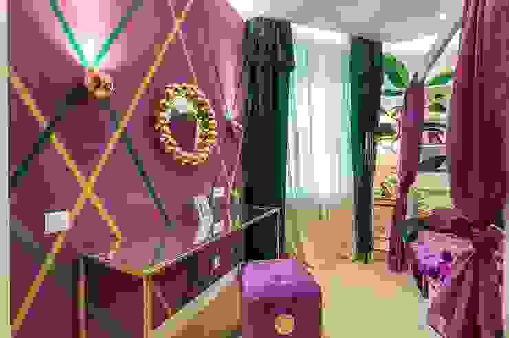 Tony House Interior Design & Decoration Moderne Schlafzimmer