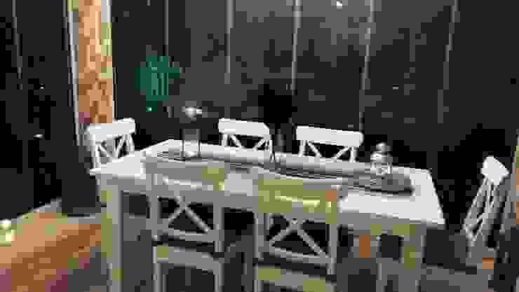 Ahşap masa sandalye istanbul mutfakart Akdeniz