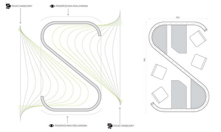 Stoisko firmowe Professional od musk collective design