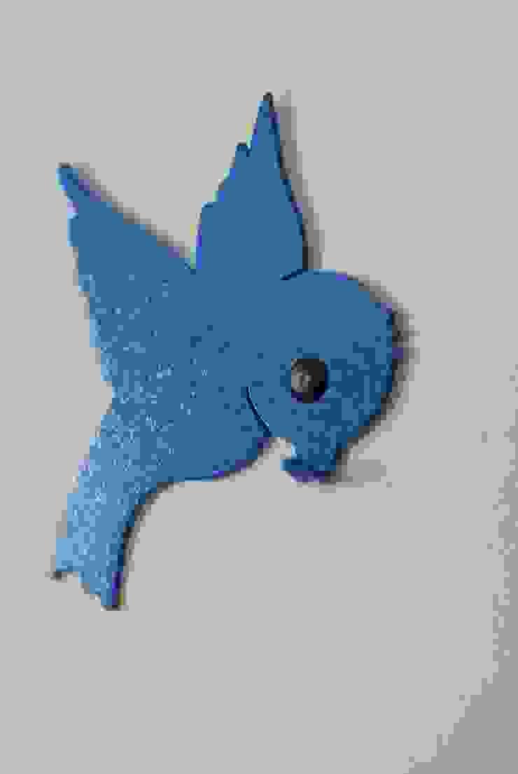 wieszak Ptaki 2 od Longart Minimalistyczny