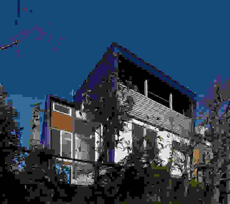 マドの家 モダンな 家 の 充総合計画 一級建築士事務所 モダン