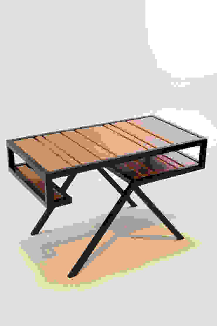 Contorno N°14: modern  door Studio Jolanda van Goor, Modern Metaal