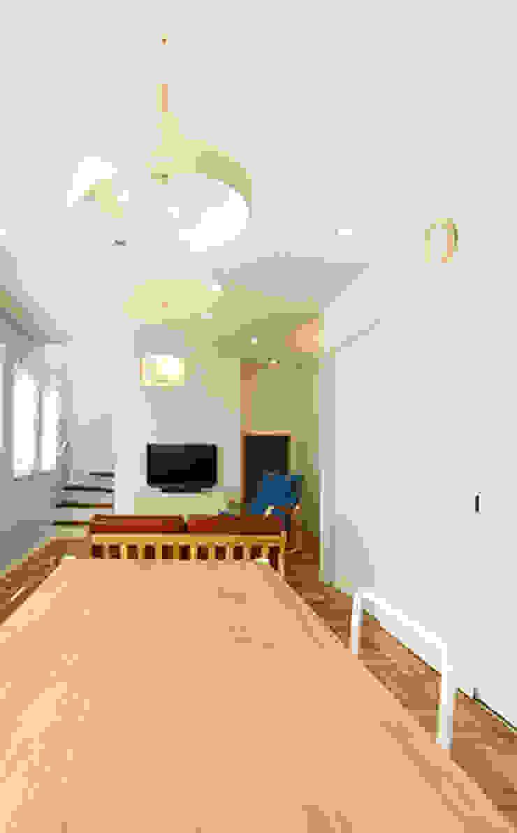 パパママハウス株式会社 Modern Living Room