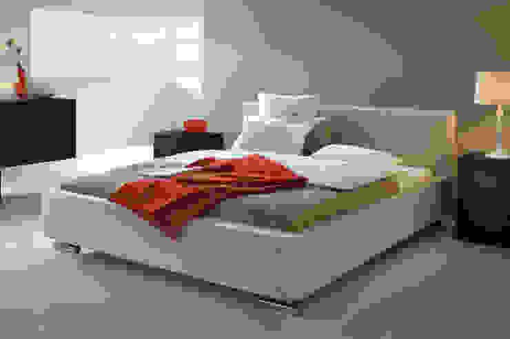 Wasserbett mit Bettrahmen: modern  von SuMa Wasserbetten GmbH,Modern