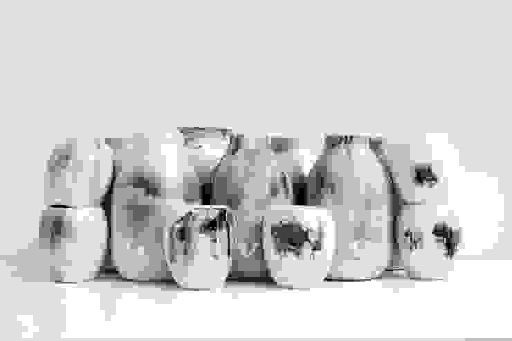 Vaas experimenten capture vase van studio Mianne de Vries