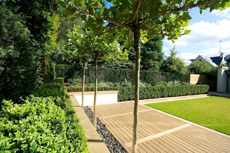 Family Garden, Cheshire de Barnes Walker Ltd