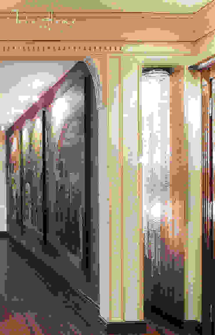 """<q class=""""-first"""">IMPERIAL</q> Квартира в Москве от Лена Инашвили Art at Home Эклектичный"""