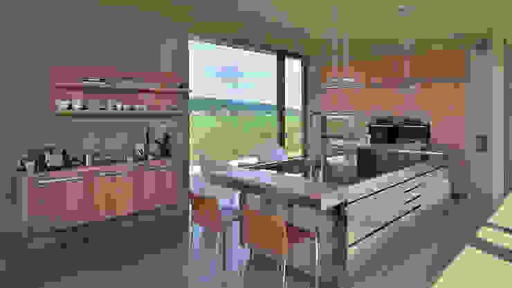 Küche - Foto by T. Hämmerli von Studio Baumann