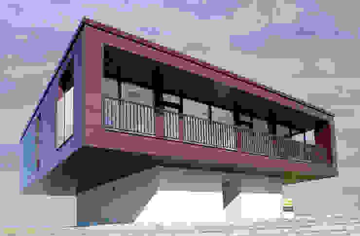 Quartier Alter Hafen, Wismar, Aussenansicht Moderne Bürogebäude von Bartsch Design GmbH Modern
