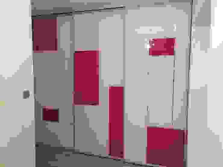 Aprés porte de la chambre par Les cuisines d'Arno