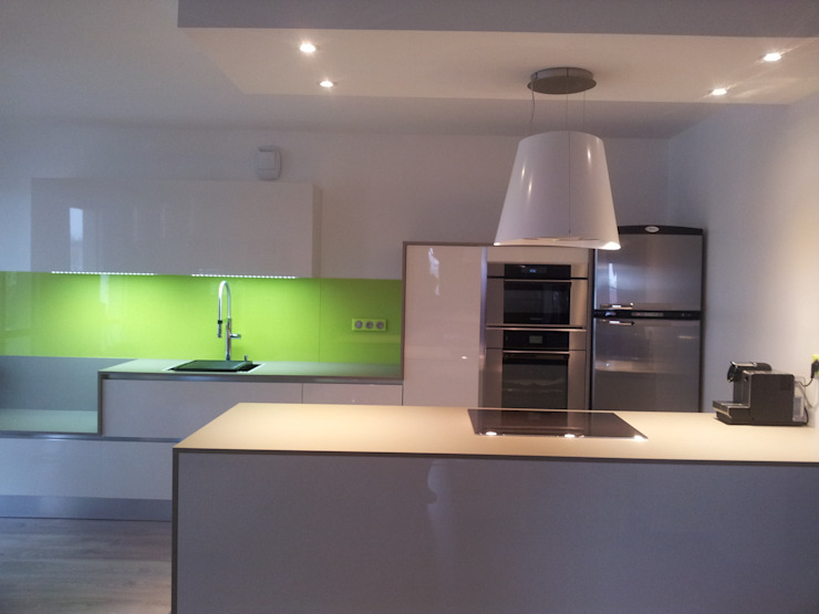 Aprés cuisine par Les cuisines d'Arno