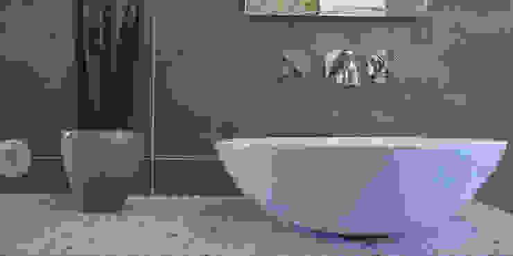 Baños de estilo clásico de Junghanns + Müller Architekten Clásico
