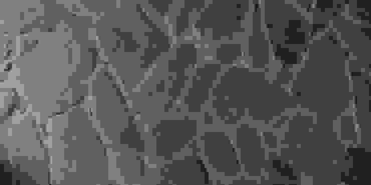 original erhaltener Fußboden aus Feldsteinen von Junghanns + Müller Architekten Ausgefallen