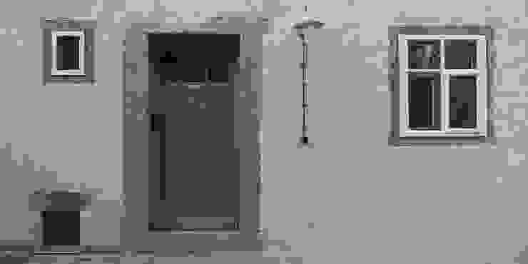 Puertas y ventanas rurales de Junghanns + Müller Architekten Rural