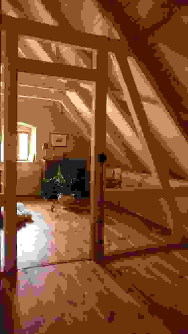 Dormitorios de estilo rural de Junghanns + Müller Architekten Rural