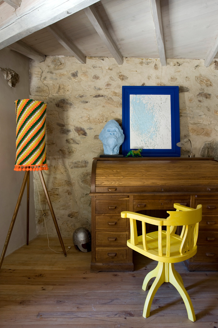Oito Interiores Study/officeAccessories & decoration