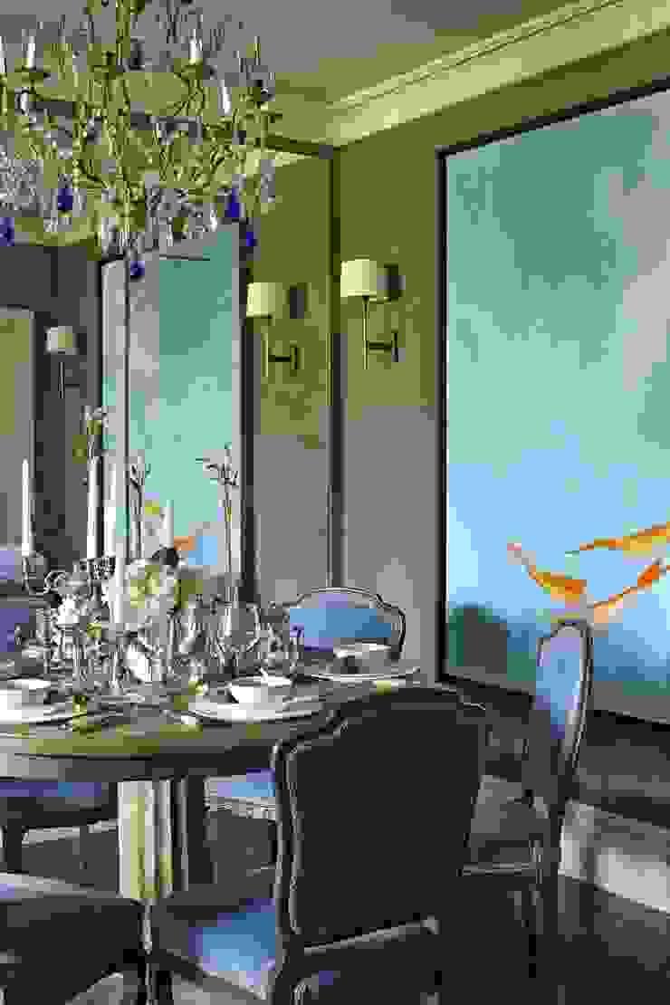 Столовая Столовая комната в классическом стиле от Chdecoration Классический