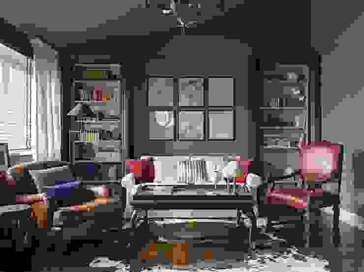 Кабинет Рабочий кабинет в классическом стиле от Chdecoration Классический