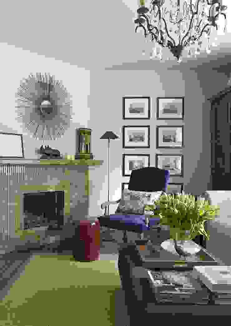 Гостиная Гостиная в классическом стиле от Chdecoration Классический