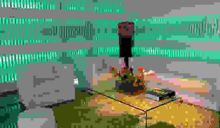 Restaurante Mar divino Sanxenxo Bares y clubs de estilo moderno de Oito Interiores Moderno