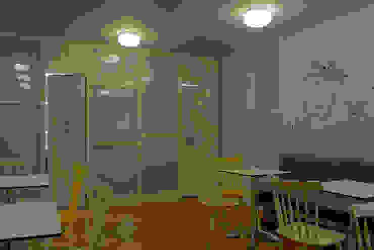 planta -1 Bares y clubs de estilo moderno de interior03 Moderno