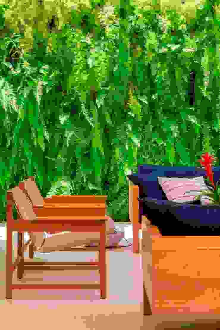 Jardines de estilo tropical de Landscape Paisagismo Tropical