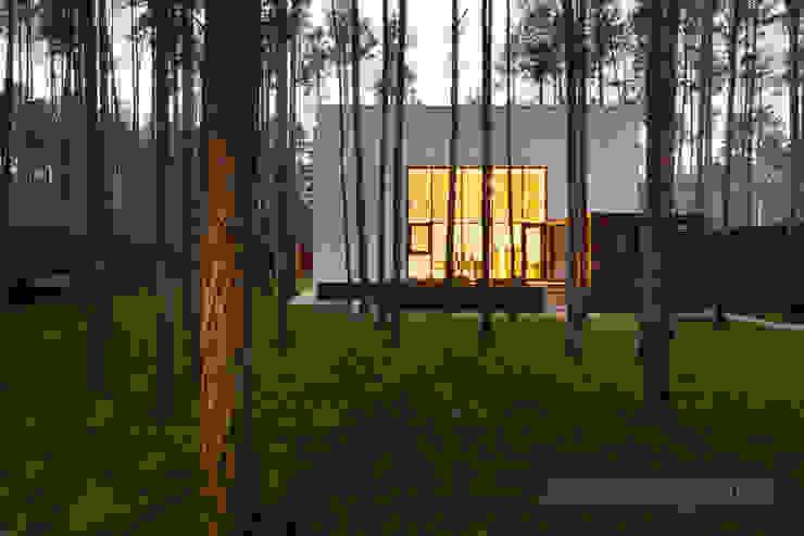 Дома в . Автор – Yakusha Design,
