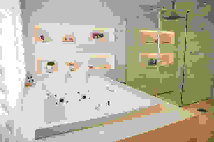 ทันสมัย  โดย Joana & Manoela Arquitetura, โมเดิร์น