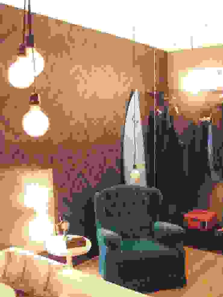 Dormitório Masculino | Petrópolis Quartos modernos por Monte Arquitetura Moderno