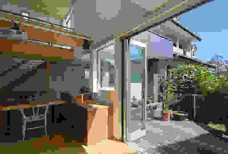 根據 那波建築設計 NABA architects 現代風