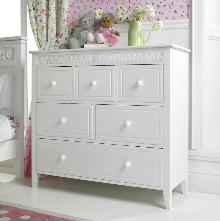 Florence Flutterby Combination Chest: classic  by Little Lucy Willow, Classic