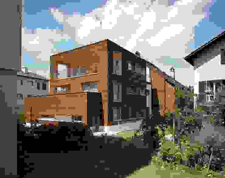 Houses by hwp ARCHITEKTEN AG, Eclectic