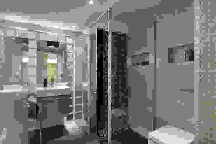 Гостевой санузел Ванная комната в стиле минимализм от (DZ)M Интеллектуальный Дизайн Минимализм