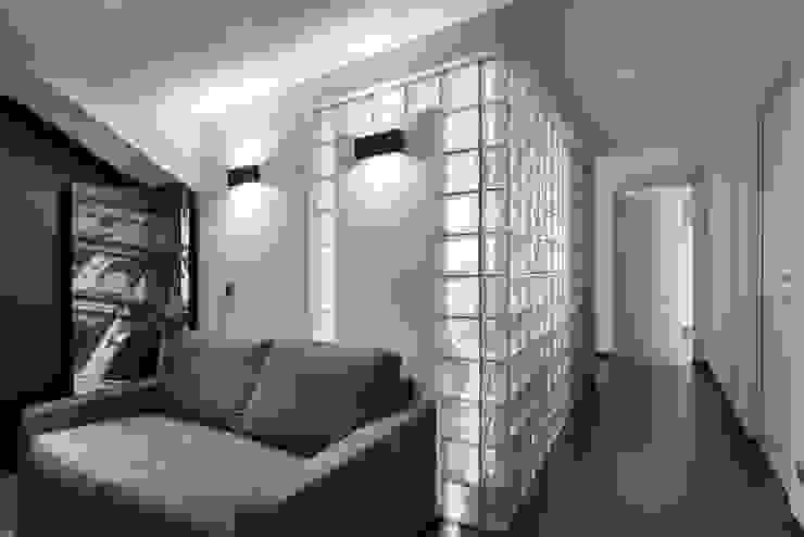 Комната для гостей. Спальня в стиле минимализм от (DZ)M Интеллектуальный Дизайн Минимализм
