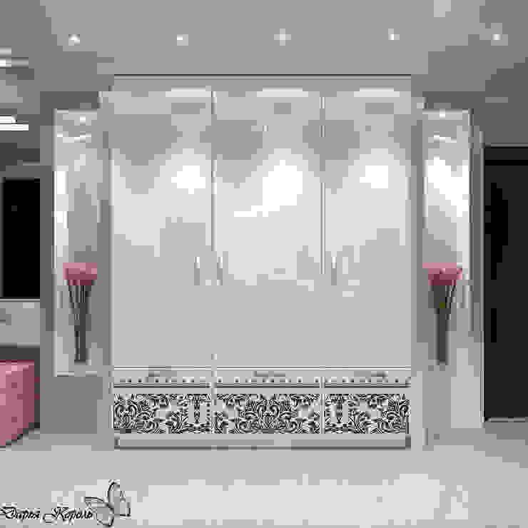 Перепланировка в 3х комнатной панельной чешке Коридор, прихожая и лестница в эклектичном стиле от Your royal design Эклектичный