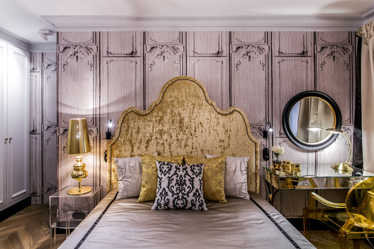 Bedroom by IFdecor