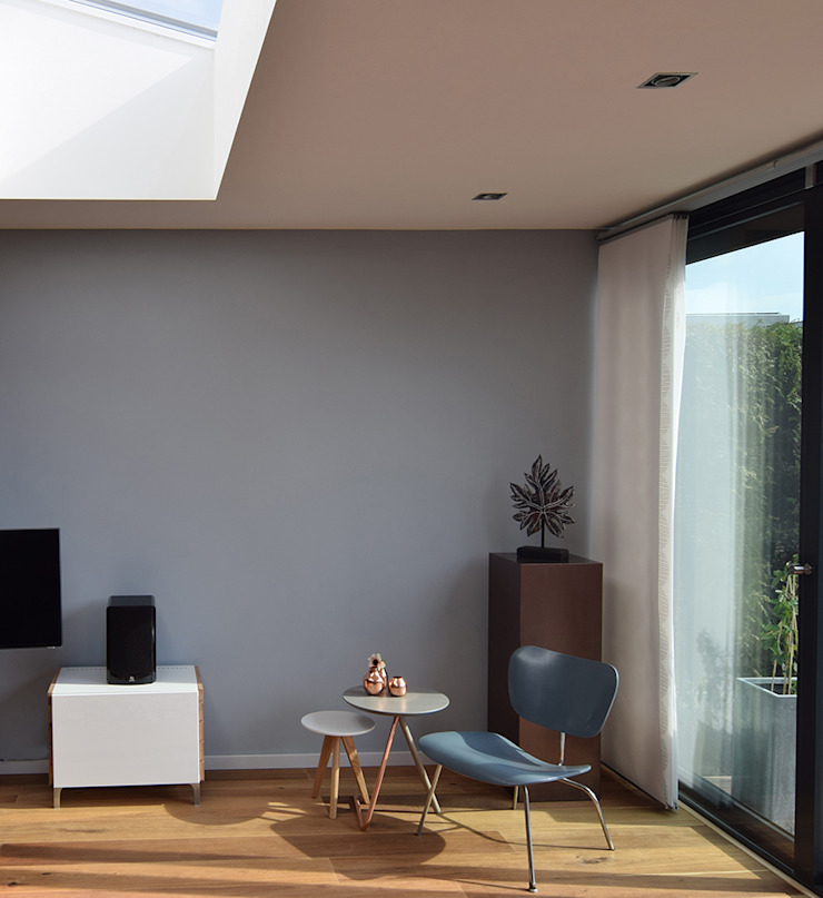 Lumen Architectuur Modern Living Room