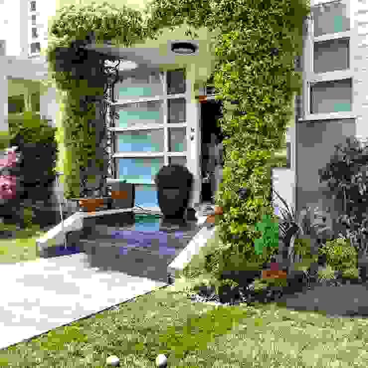 abelia peyzaj Modern garden