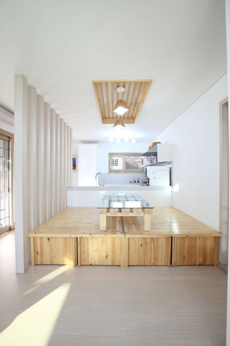 주택설계전문 디자인그룹 홈스타일토토 Modern Dining Room