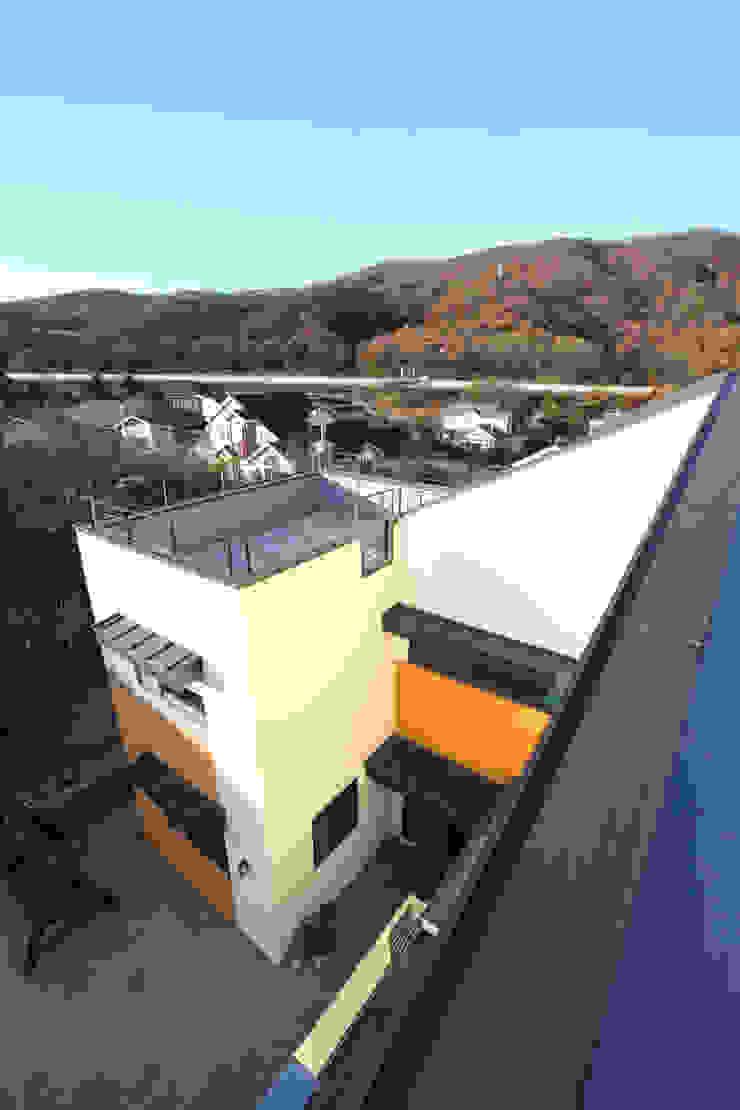 주택설계전문 디자인그룹 홈스타일토토 Modern Terrace