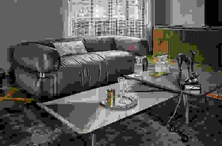 Sofá Lotus de Arketipo de XETAI ALTZARIAK Moderno