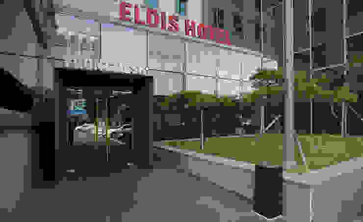 ADF Architects Hospitals Glass Grey