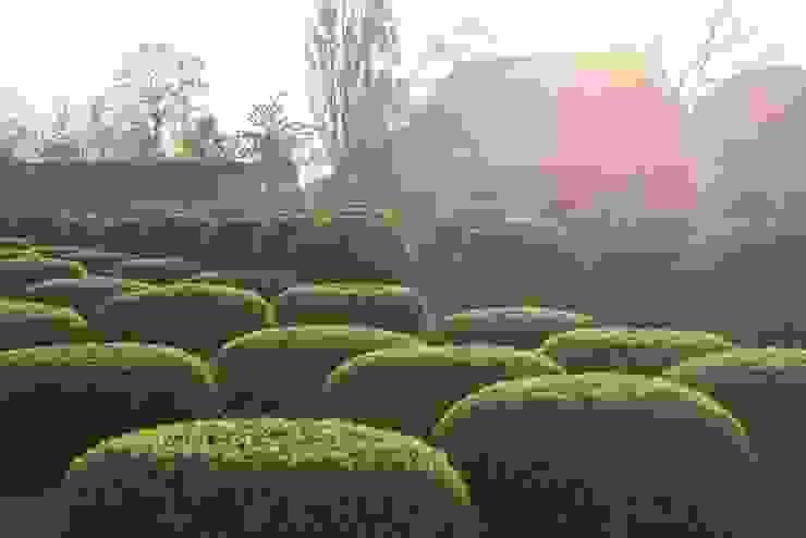 Assortiment de Boules Jardin minimaliste par Solitair Minimaliste